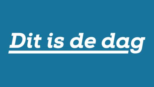 logo dit is de dag